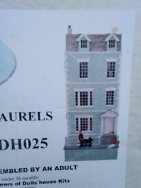 Dolls House Workshop - Dolls House - Brand new, Still in Box