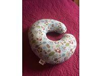 Boppy nursing pillow Breastfeeding pillow