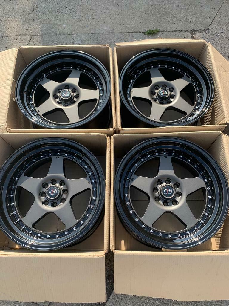rota kyushas 4x100, 4x108, wheels alloys | in Yeovil, Somerset | Gumtree