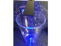 New Nano Tank/Aquarium Full Tropical Setup Cylindrical 9.5mm glass! cost 250