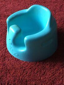 Jumbo Infant Chair Blue
