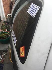 Van for sale lpg and petrol