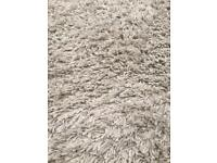 Rug beige in colour