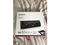Sony DSX-A400BT, Media Receiver with Bluetooth