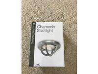Brand new in box Garden Trading Chamonix Spotlight