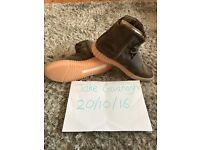 YEEZY BOOST 750 'LIGHT BROWN/GUM' UK 9.5