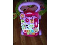 Vetch first steps baby walker