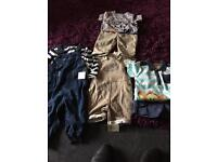 Brand new with tags various baby boy clothes