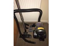 Bush multi cyclonic pet bagless vacuum cleaner