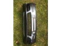 Used, Skoda Fabia Front Bumper & Rear Bumper for sale  Shipley, West Yorkshire