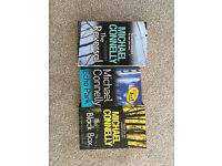 Set of 3 Michael Connelly Books