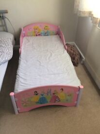 Kids and baby bed with matress
