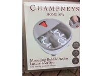 Champneys Foot Spa