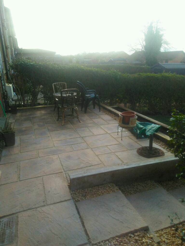 B M Garden Landscaping Services Fencing Patios Artificial Grass Turfing Cutting