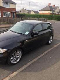 Bmw116 d fsh full mot lady owner
