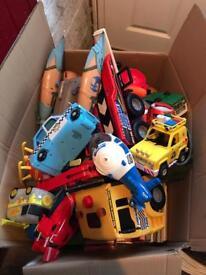 Kids toys various job lot
