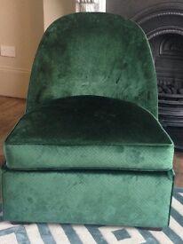 2 Beautiful and unused armchairs
