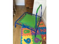 Trampoline small for toddlers