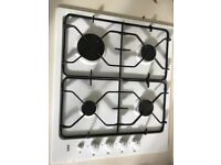 Built in Electric Oven and Gas Hob