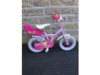 Pink Apollo cupcake bike