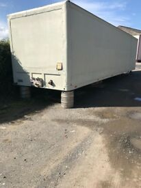 30FT STORAGE CONTAINER FOR SALE