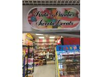 Sweet Shop Business For Sale - Established for 4 + years!