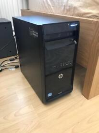 HP Pro 3500 Microtower PC 8gb RAM Win7x64 Pro 3.2GHz Core i5 500GB HDD Excellent Condition