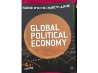 Business Management Global Political Economy, Accounting and finance, Economics, the study skills