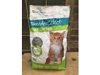 Paper based cat litter 30l Breeder Celect brand