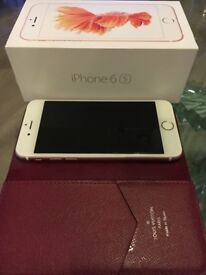 Iphone 6s 64GB brand new with box