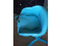 Child's booster seat-free
