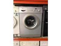 Bosch washing mechine silver Edition