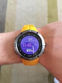 Suunto Spartan Trainer Sport Watch - Orange