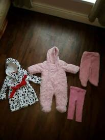 a664c413a613 2 fleece baby grows age 9-12 months