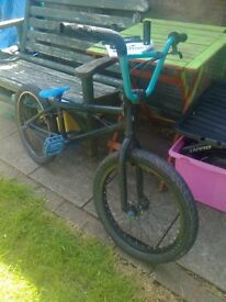 "BIKE FOR SALE - BMX WE THE PEOPLE - "" REASON """