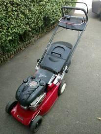 Mountfield M4 petrol mower