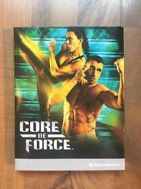 Beachbody core de force DVD set from the makers of T25 and PiYo