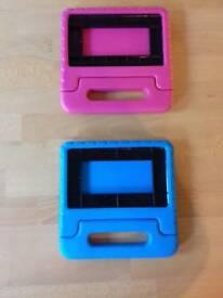 "2 BRAND NEW 8"" tablet extreme shock tablet case"