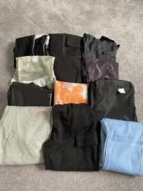 Bundle of girls trousers