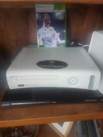 Xbox 360 with fifa 18