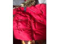Brand new ladies new look winter coat size 24