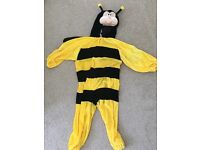 Bumblebee costume by wicked 5-6 yrs (med)