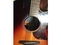 Yamaha A1M electric acoustic