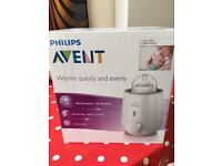 Philips Avent fast bottle warmer £20