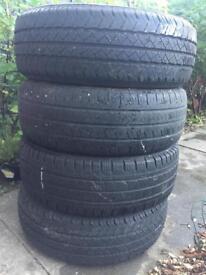 Tyres Hankook / Roadstone