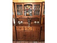 Kitchen Welsh Dresser Solid Pine Unit x 3 Available