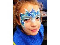 *FUN-TASTIC FACE PAINTING *ALL LONDON -PROFESSIONAL FACE PAINTER * GLITTER TATTOO* BALLOON MODELLING