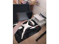 DJI Phantom 2 Drone + additional batteries and monitor (price negotiable within reason)