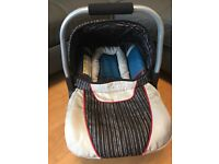 used car seat group 0+