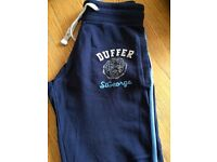 Duffer sweat pants